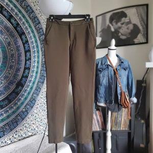 Lululemon City Trek Olive Trousers